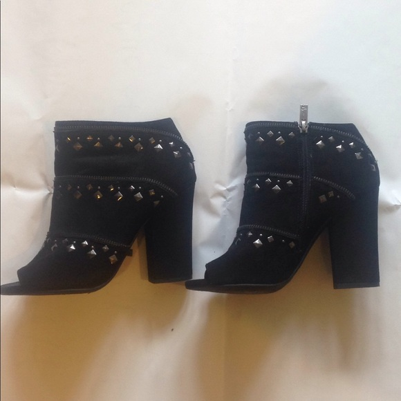 f840d35e7c2 Jessica Simpson Shoes | Studded Ankle Booties | Poshmark